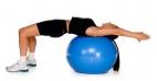 cvičenie Zdravý chrbát