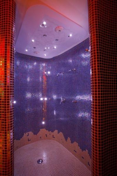 Atrakčná sprcha Olymp Health Club