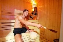 Sauna - Odpočinúť si po náročnom dni alebo nabrať sily pred tým zajtrajším